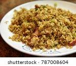indonesian food  indonesian...   Shutterstock . vector #787008604