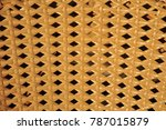 made baskets shop.there are... | Shutterstock . vector #787015879