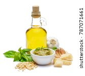 ingredients for traditional... | Shutterstock . vector #787071661