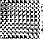 vector classical textile... | Shutterstock .eps vector #787080229