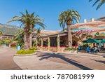 zhuhai  china   dec 20 visitors ...   Shutterstock . vector #787081999