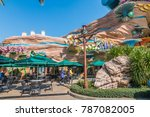 zhuhai  china   dec 20 visitors ... | Shutterstock . vector #787082005