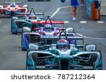 july 15 2017   formula e race... | Shutterstock . vector #787212364