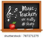 music teachers are   sharp ... | Shutterstock . vector #787271275