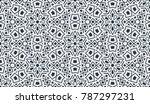 abstract oriental pattern....   Shutterstock .eps vector #787297231