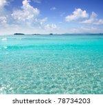 illetes illetas beach... | Shutterstock . vector #78734203