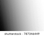 abstract halftone background.... | Shutterstock .eps vector #787346449