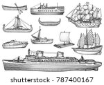 ship  boat illustration ...