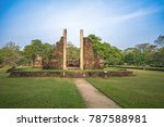 pilimageya  image house  stands ... | Shutterstock . vector #787588981