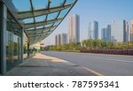 urban construction and building ... | Shutterstock . vector #787595341