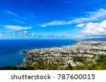 View On Saint Denis  Reunion...