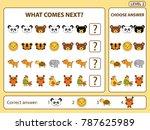 set of tasks for the... | Shutterstock .eps vector #787625989