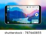 digital photography art and...   Shutterstock . vector #787660855