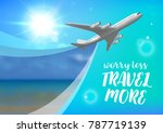 special offer on business... | Shutterstock .eps vector #787719139
