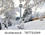 ankara  turkey   december 25 ... | Shutterstock . vector #787731049