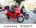 makarska croatia 3 may 2017... | Shutterstock . vector #787836679