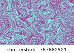 seamless marble pattern texture ... | Shutterstock .eps vector #787882921