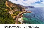Sea Cliff Bridge At The Edge O...