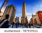 New York City  Usa April 8 ...