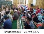 madura  indonesia   january 1 ... | Shutterstock . vector #787956277