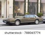 munich   january 1  a vintage...   Shutterstock . vector #788065774