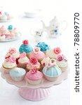 cupcakes | Shutterstock . vector #78809770