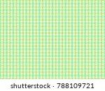colorful abstract background.... | Shutterstock . vector #788109721