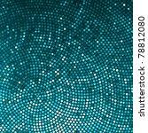 amazing template design on blue ... | Shutterstock .eps vector #78812080