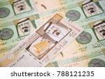 collection of saudi arabia... | Shutterstock . vector #788121235