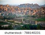 vijayanagar  karnataka  india. ... | Shutterstock . vector #788140231