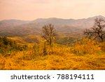 mountain view in phayao... | Shutterstock . vector #788194111