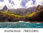 beautiful view of spectacular... | Shutterstock . vector #788212801