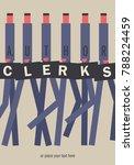 book cover creative concept.... | Shutterstock .eps vector #788224459