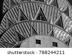new york usa october 27 ... | Shutterstock . vector #788244211