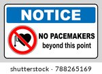 no access with cardiac... | Shutterstock . vector #788265169