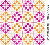 vector seamless pattern for... | Shutterstock .eps vector #788277739