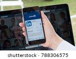 chiang mai  thailand jan 07... | Shutterstock . vector #788306575