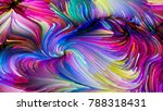 color in motion series. design... | Shutterstock . vector #788318431