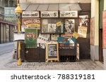 budapest  hungary   march 2014  ... | Shutterstock . vector #788319181
