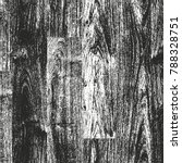 distressed overlay wooden... | Shutterstock .eps vector #788328751