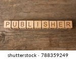 Publisher Word Written On...