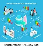 isometric healthcare...   Shutterstock .eps vector #788359435