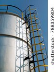 Industrial Tank Farm With...