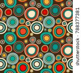 vintage abstract seamless...   Shutterstock . vector #788377381