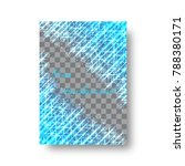 festive cover design of... | Shutterstock .eps vector #788380171