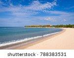 pasikuda beach in kalkuda  sri... | Shutterstock . vector #788383531