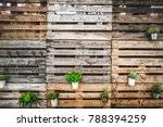 Grunge Texture Copy Space Gree...