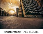 Champagne Production In...