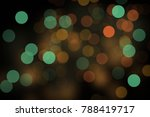 abstract background colorfull... | Shutterstock . vector #788419717
