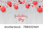 greeting web banner for happy... | Shutterstock .eps vector #788432464